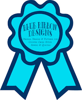Blue Ribbon Designs Logo: ©Copyright 2020 Belinda Karls-Nace/Blue Ribbon Designs, LLC