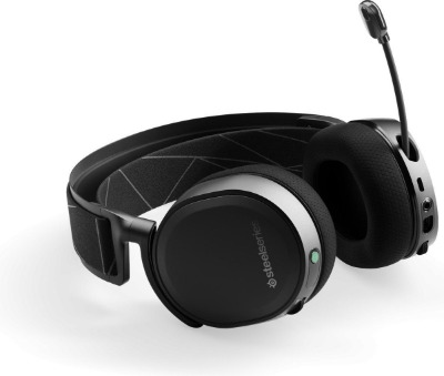 Steelseries draadloze gaming headset