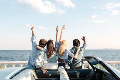 Viaggi in compagnia,come viaggiare con altri compagni di viaggio.