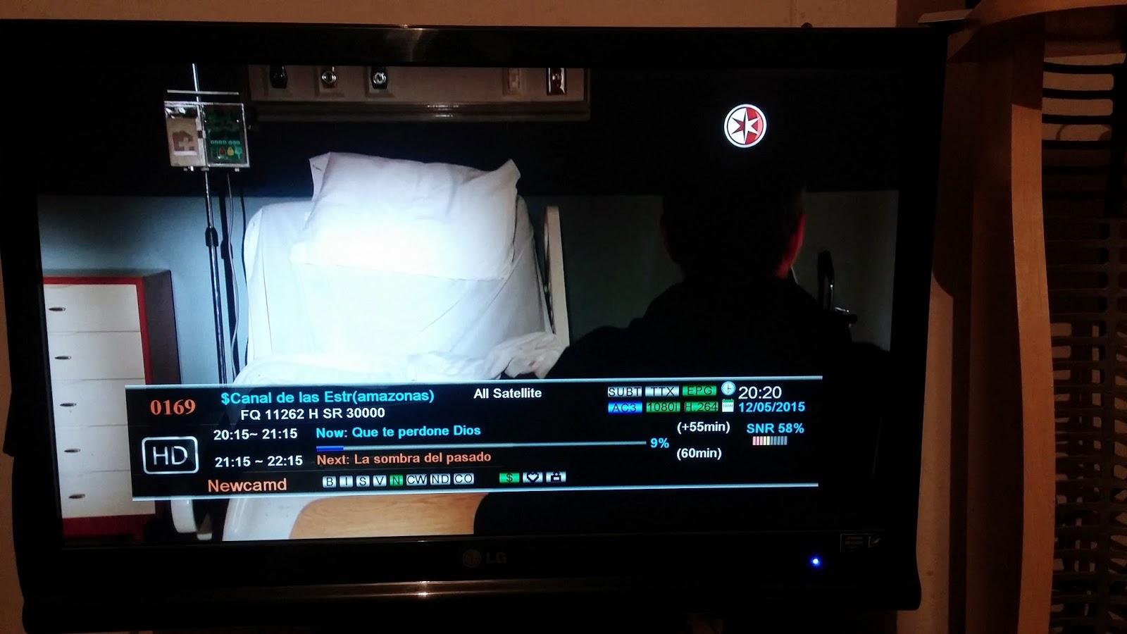 Lista de Canales - IKS 61w tv - Servidor amazonas iks privado