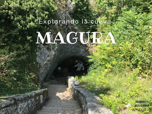 La cueva Magura Bulgaria