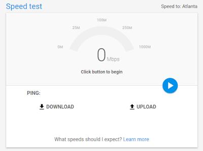 طريقة معرفة سرعة النت الحقيقية | قياس سرعة الانترنت