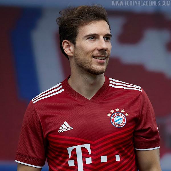 Bayern München 21-22 Home Kit Released - Footy Headlines