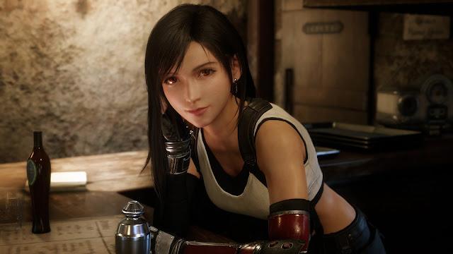 Tifa Final Fantasy 7 Remake