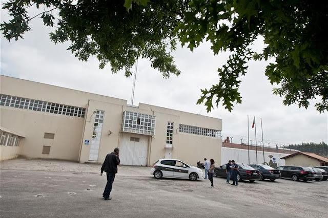 Fotografia da cadeia de Vale do Sousa
