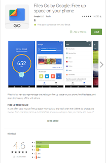 What is Google Files Go app?(Google Files Go app क्या हैं?)Google Files Go app से Phone का Storage Space कैसे Free करे?