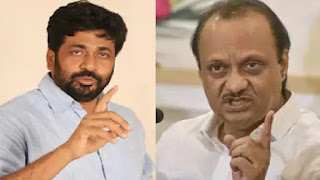 Conflict Between DCM Ajit Pawar And State Minister Bacchu Kadu