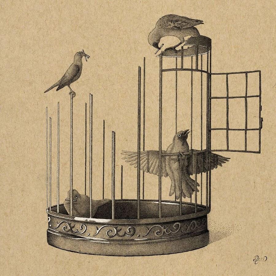 09-Freedom-is-precious-Dejvid-Knezevic-www-designstack-co