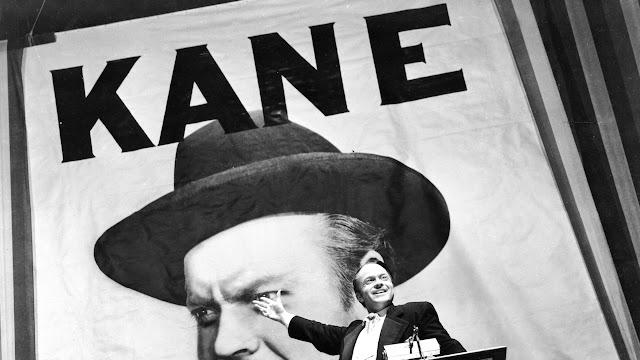 """Who wrote """"Citizen Kane"""" and how did Hollywood treat Orson Welles?"""