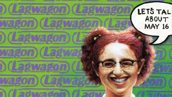 May 16th! Happy Lagwagon day!