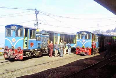 Darjeeling Toy Train engine derailed near Tung