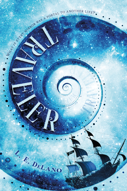 TRAVELER by LE DELANO BLOG TOUR!