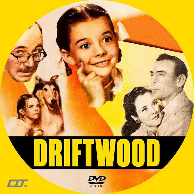 Driftwood DVD Label