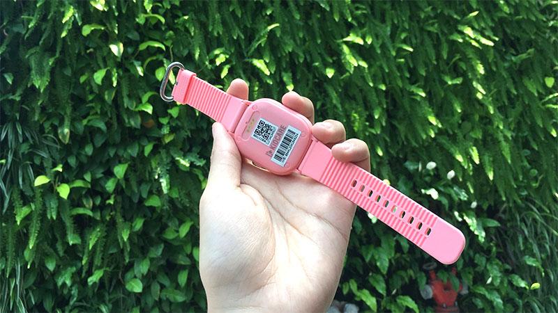 Trên tay đồng hồ thông minh dành cho trẻ em Kidcare 06S