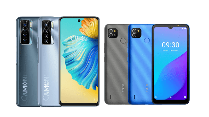 TECNO CAMON 17 PRO and POP 4 LTE is officially coming to the Philippines
