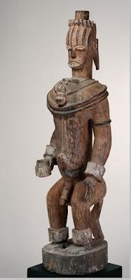 Seni patung Afrika Timur - pustakapengetahuan.com