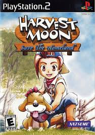 Harvest Moon:Save The Homeland PS2 Torrent