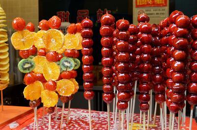 o que comer na china