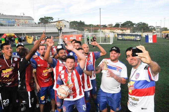 Onze Unidos de Cachoeirinha é campeão invicto da Supercopa Gaúcha de Futebol 7
