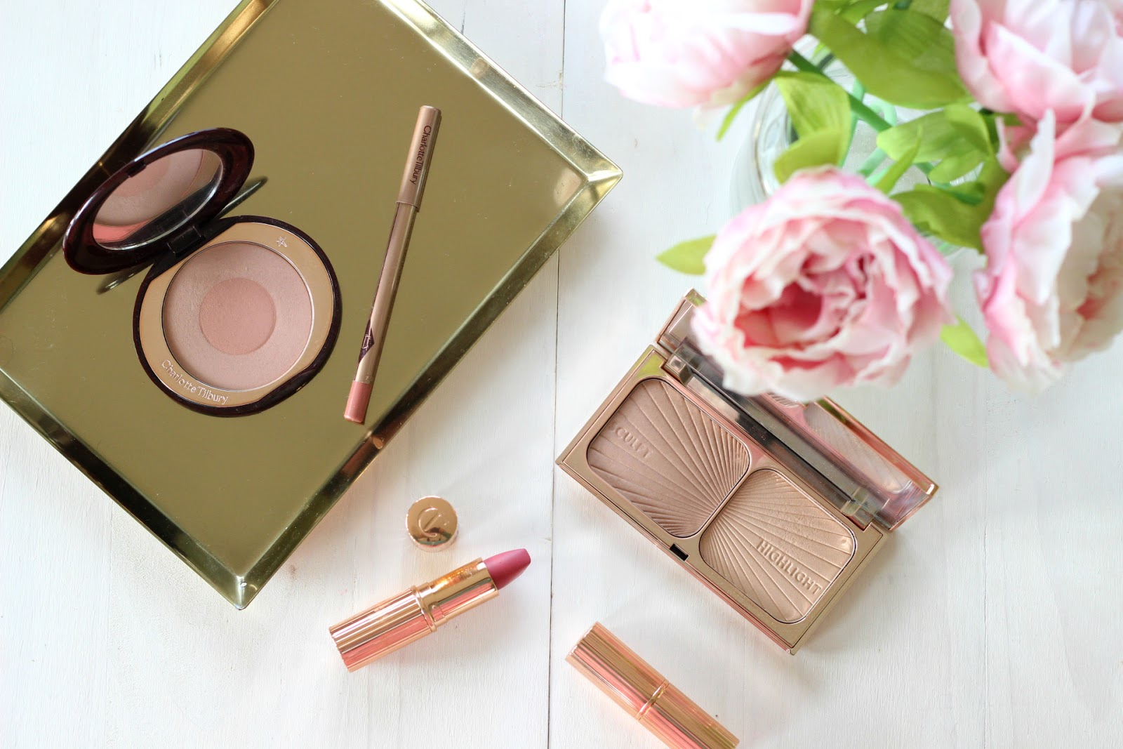 5 Charlotte Tilbury Makeup Bag Must Haves