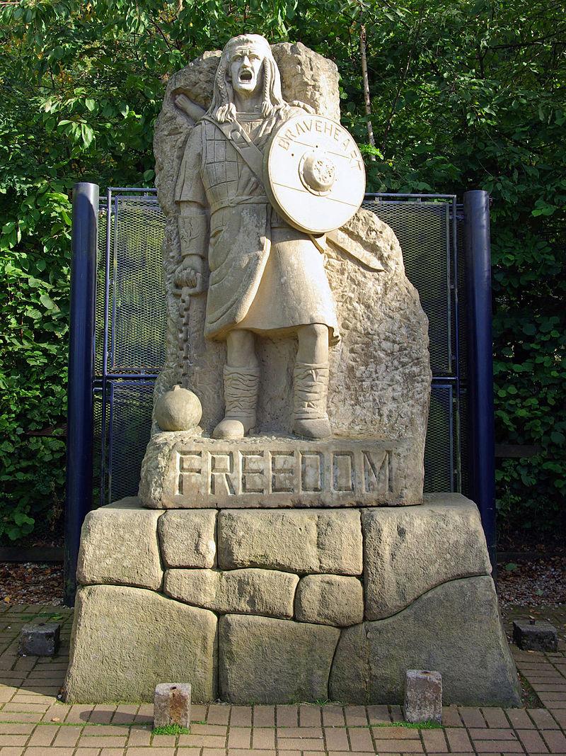 Scotland The Brave: William Wallace