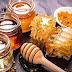 Ο παραγωγός μελιού από την Ελλάδα κύριος Χρόνης