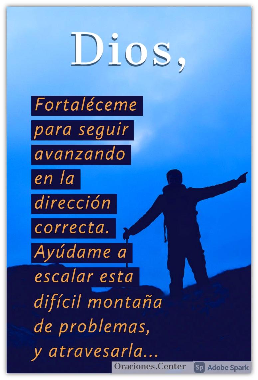 Oración para Pedir Fortaleza en Momentos Difíciles