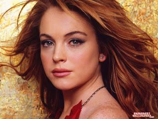 Lindsay Lohan alcoholism