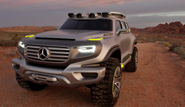 2020 Mercedes-Benz GLG Interior, Engine And Release Date ...