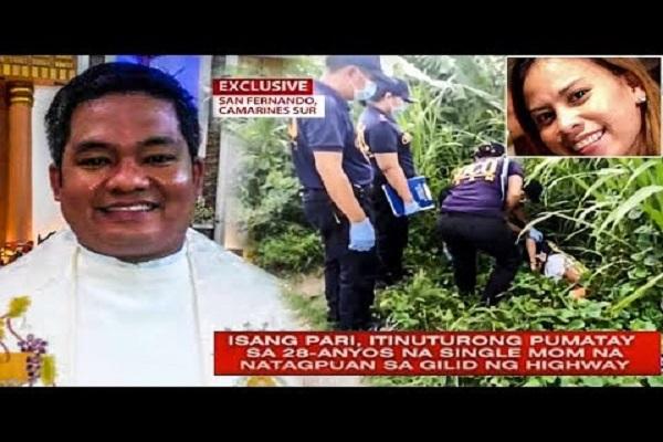 EXCLUSIVE INTERVIEW NI FATHER PAUL MARK TIRAO NANGUMPISAL AT NAKUNAN NG SALAYSAY!