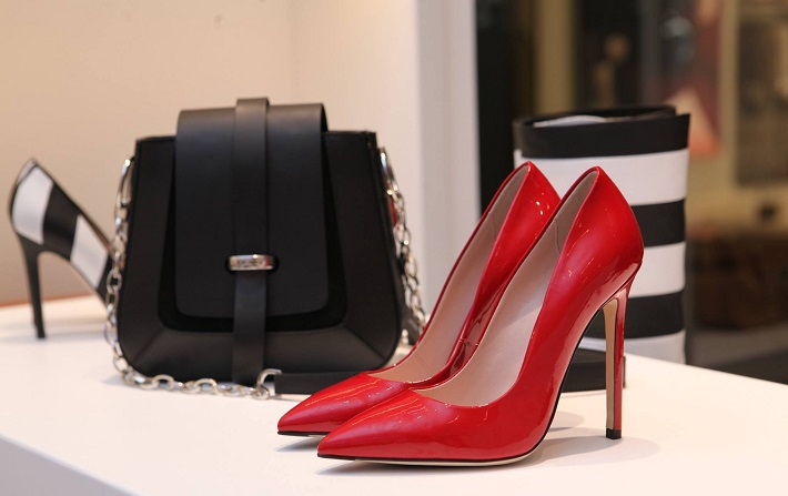 Shoes and Handbag