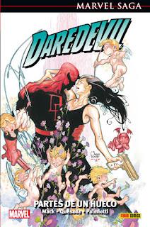 Daredevil 2. Partes de un hueco