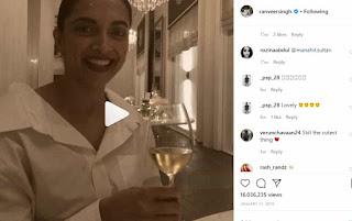 Deepika Padukone Drink