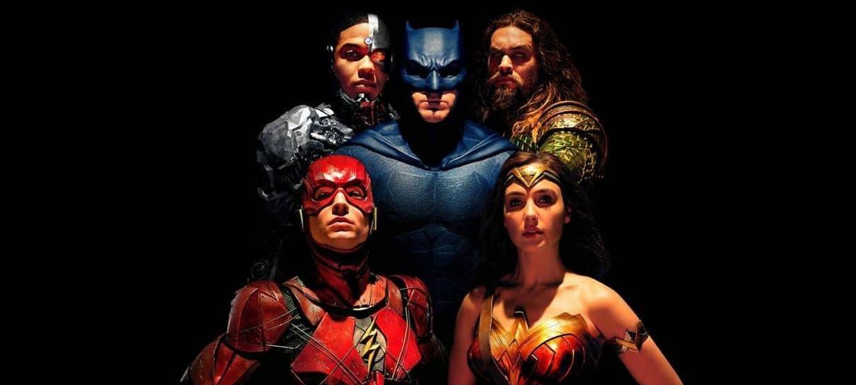 Liga da Justiça SnyderCut finalmente será lançado