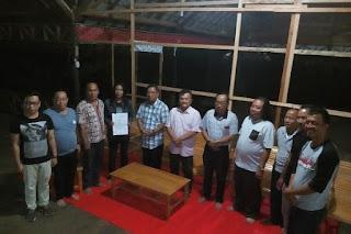 Bupati Sekadau Secara Resmi Bubarkan Jajaran panitia Gawai Dayak VIII 2017