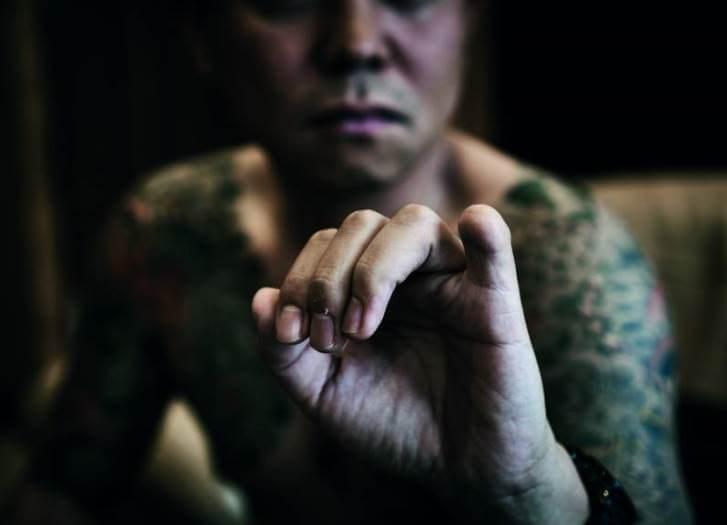 Yubitsume tradisi potong jari yakuza