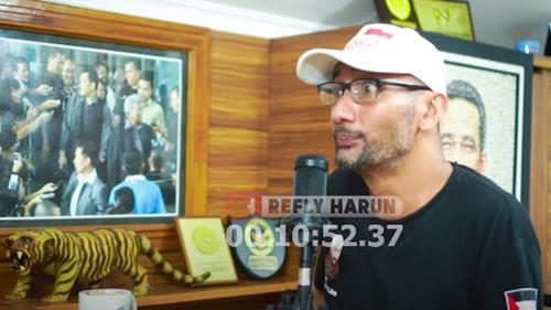 Kapok Dukung Prabowo, Babeh Aldo: Habib Rizieq Dijadikan Isu Perpecahan