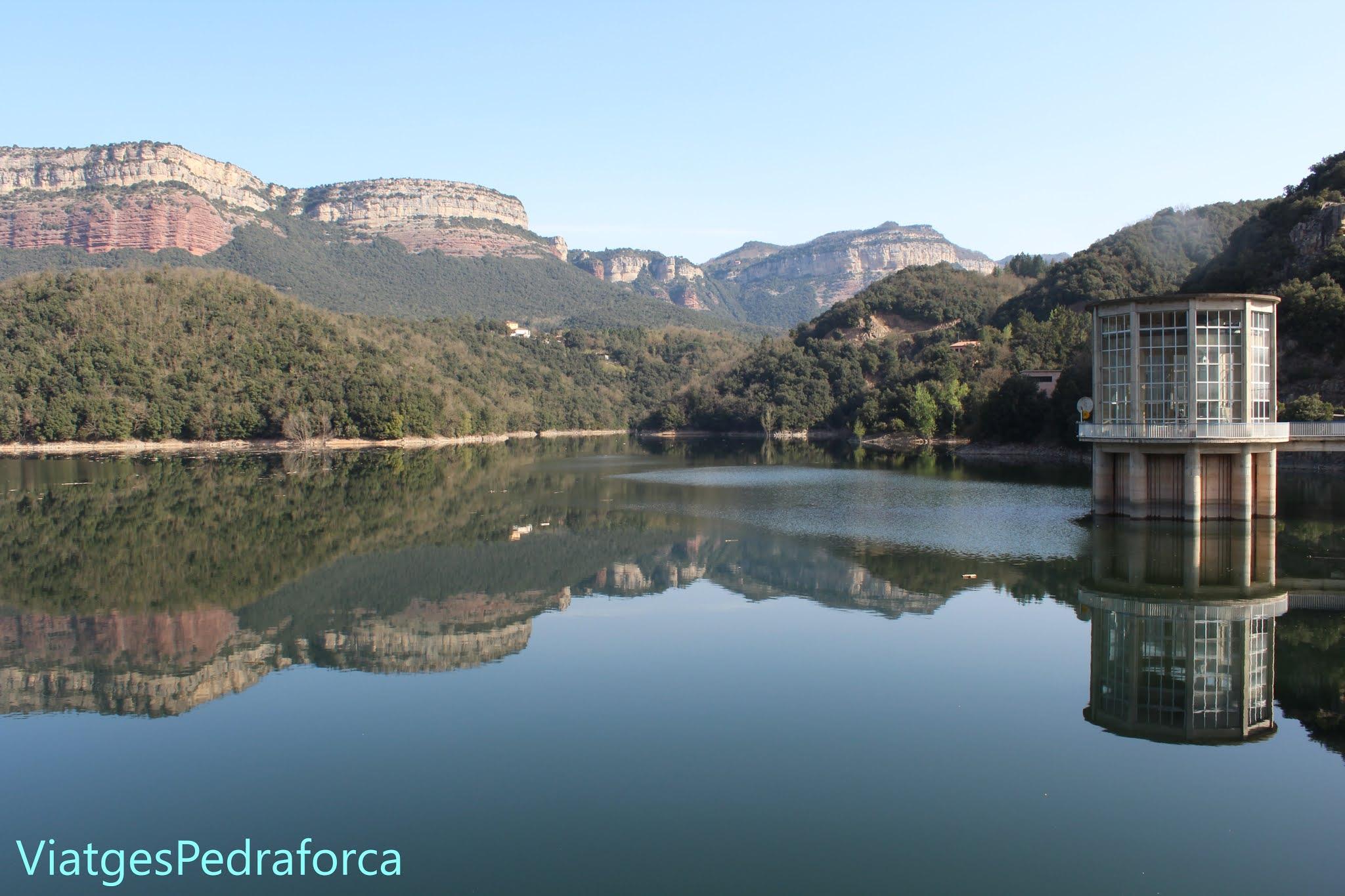 Osona, Catalunya, Vall de Sau, rutes per Catalunya, Collsacabra