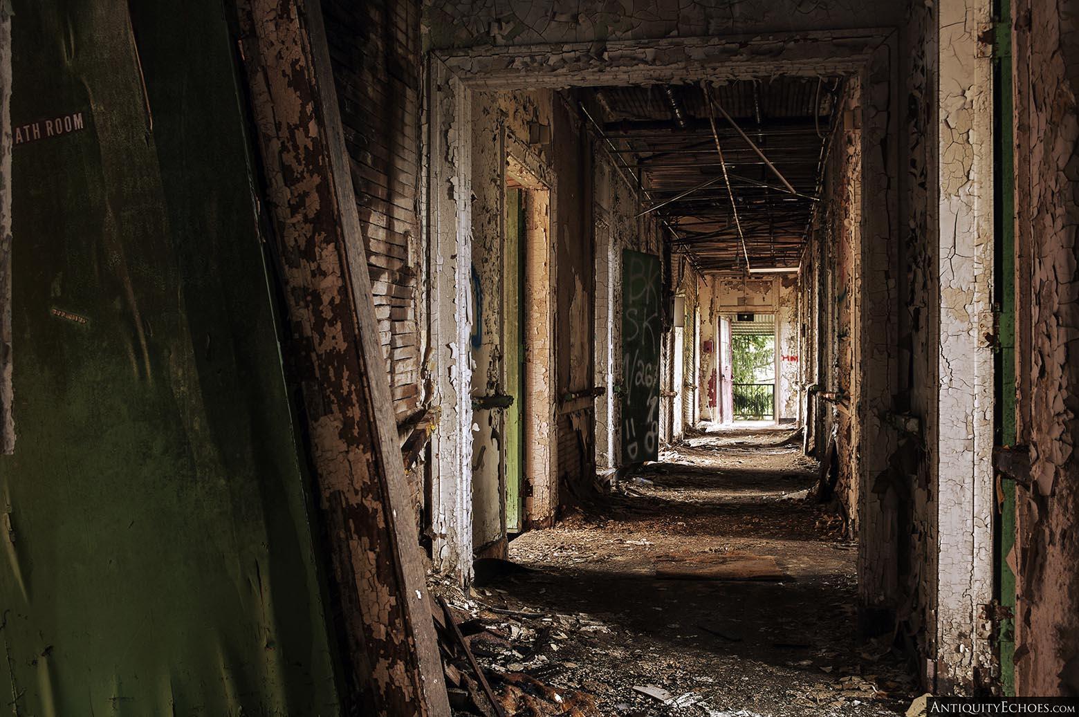 Brownsville General Hospital - Upper Floor