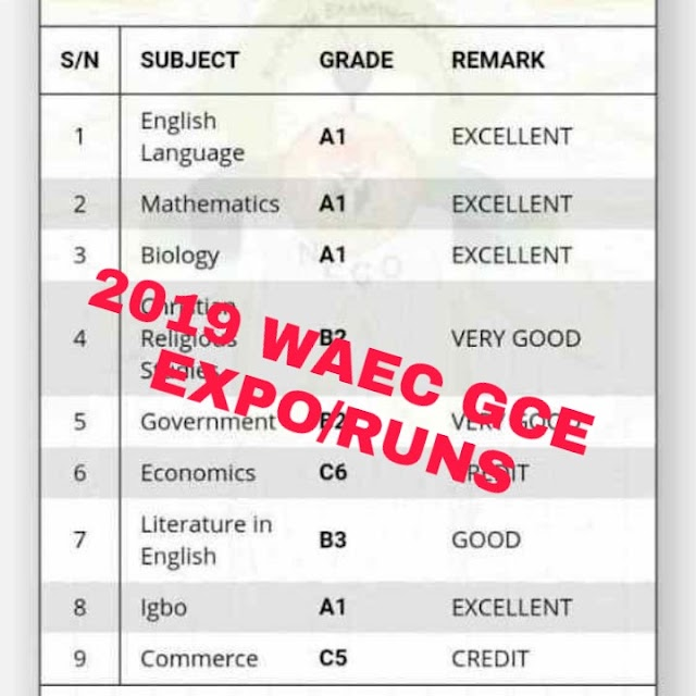 2019 Waec Gce Whatsapp Group Link - Make A'S Join Us Today