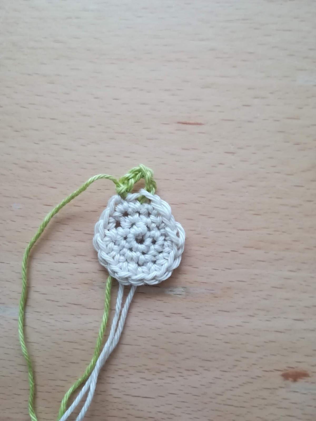 Mamas Kreativtagebuch Mini Geschenkanhänger Für Weihnachten Häkeln