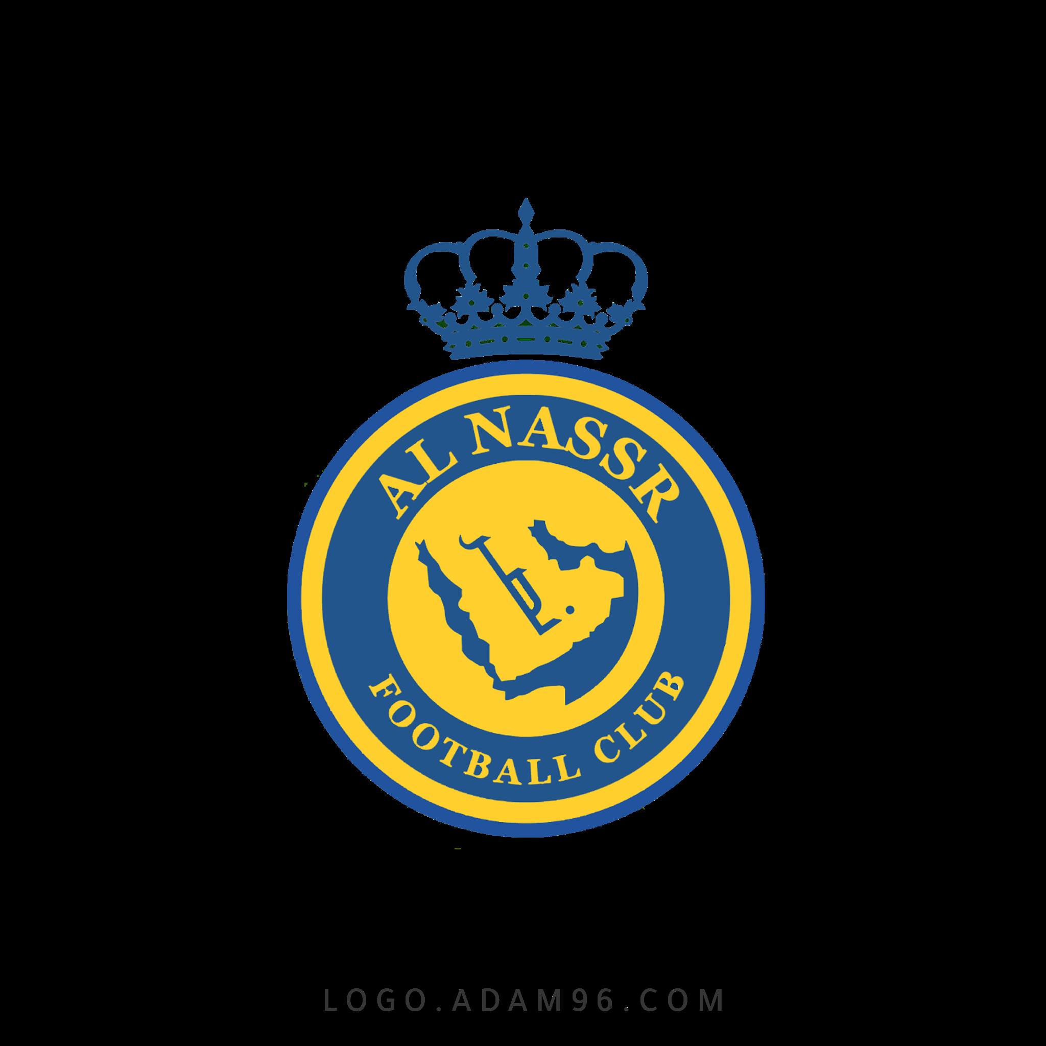 تحميل شعار نادي النصر الجديد 2021 لوجو شفاف بصيغة PNG