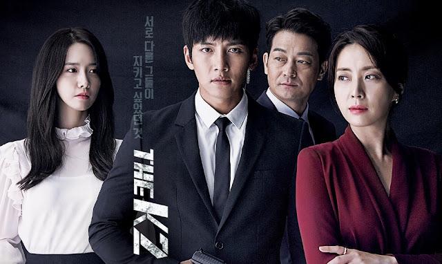 Sinopsis The K2 Korean Drama