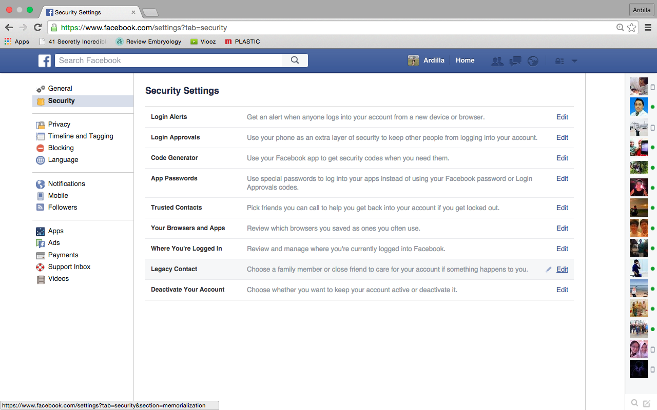 how to permanently delete facebook account right away