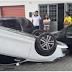 Filho do Ex-prefeito de Belo Jardim, João Mendonça, se envolve em acidente em Belo Jardim, PE