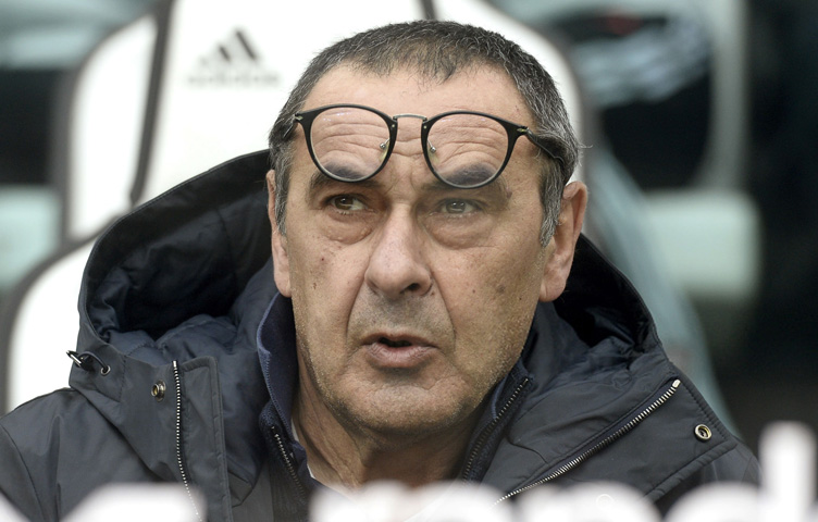 "Sarri: ""Da budem iskren, Chiellini se sam uveo!"""