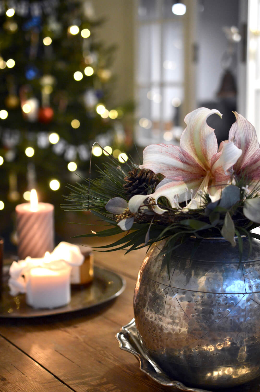 amaryllis-joulukuusi