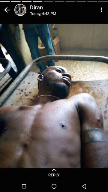 Students  killed as rival cult groups reportedly clash over a woman in Osun (graphic photos)
