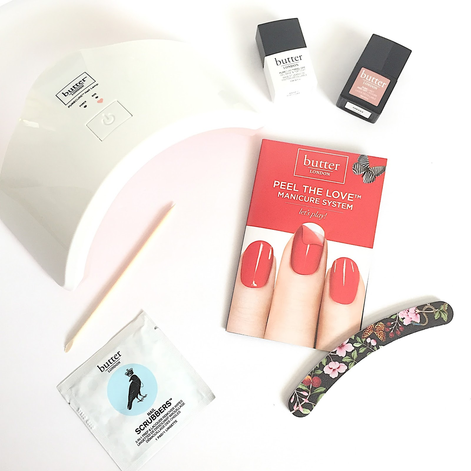 Butter London PureCure Manicure System
