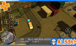 تحميل لعبة GTA Chinatown Wars psp iso مضغوطة لمحاكي ppsspp